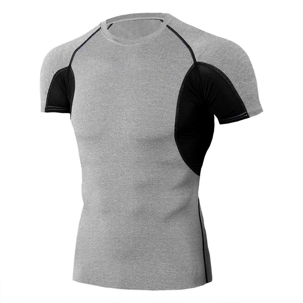 Amazon.com: Traje deportivo para hombre, ideal para fitness ...