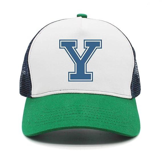 a96c223d65dc96 Amazon.com: Unisex red Strapback Hat for Mens Womens Yale-University-Y-Logo-  Snapback Caps: Clothing