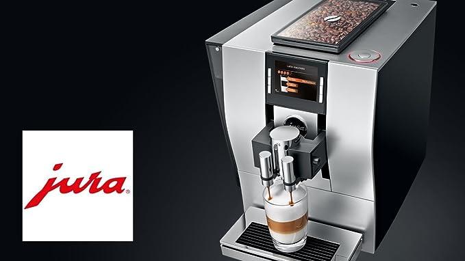 JURA Z6 Aluminium Independiente Totalmente automática - Cafetera ...