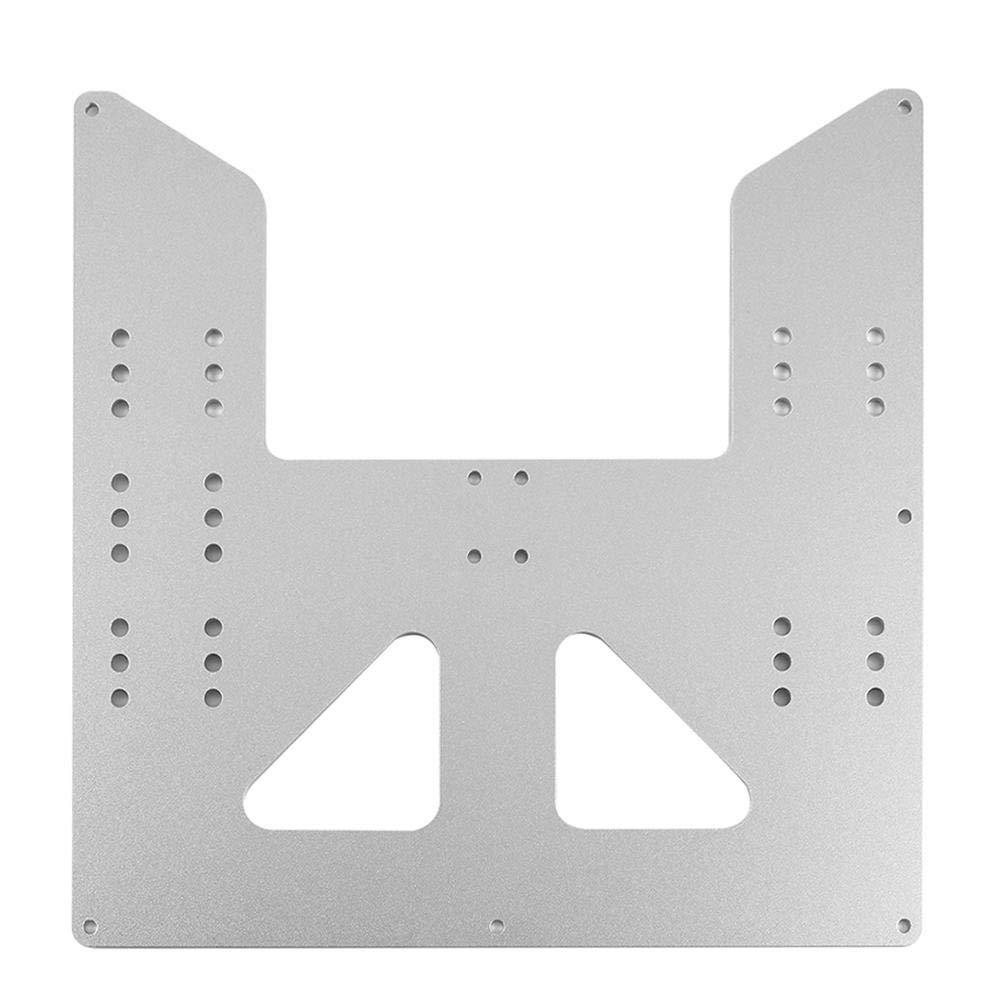 Asiproper Y - Placa de calentar para impresora 3D Prusa I3 Anet A8 ...