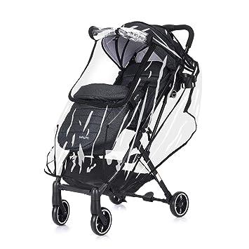 GYMAX cochecito de bebé mejorado, silla plegable de viaje ...