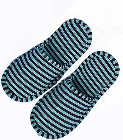 LYNNDRE Zapatillas De Viaje Al Aire Libre Zapatillas Plegables, Zapatillas Portátiles Antideslizantes Gruesas No Desechables para Viajes, Hotel De La Aerolínea De Origen,A,28.5CM: Amazon.es: Hogar