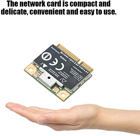 300Mbps High Speed Wireless Wifi Card Mini PCI-E Card for HP CQ42 G42 G62 G72 4520S 4720S 4325S 4326S Series Notebook Computer Tosuny For RealTek RTL8191SE Network Card