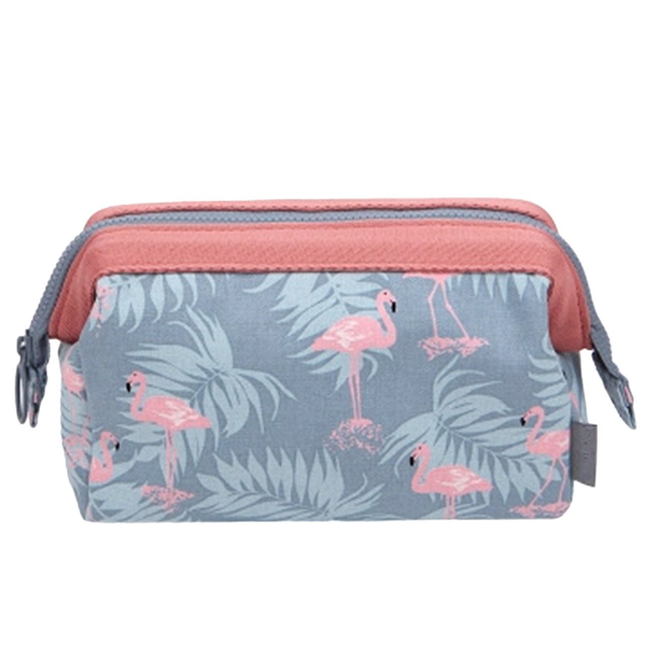 THEE Women Travel Toiletry Bag Cosmetic Makeup Pouch Waterproof