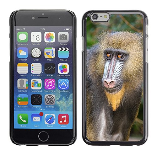 "Premio Sottile Slim Cassa Custodia Case Cover Shell // F00032201 Big singe // Apple iPhone 6 6S 6G 4.7"""