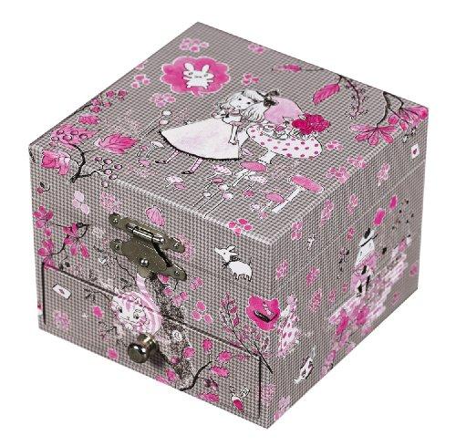 Trousselier Ballerina Figurine Alice in Wonderland Music Box [Baby Product]