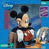 Disney Photomosaic: Mickey Mouse