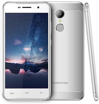 HOMTOM S9 Plus Smartphone Libre 4G (Android 7.0 IPS Pantalla de ...