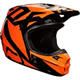 2018 Fox Racing V1 Race Helmet-Orange-XL