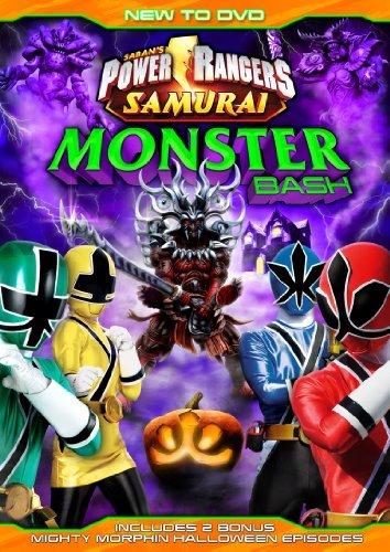 Power Rangers Samurai: Monster Bash Halloween Special by LIONSGATE