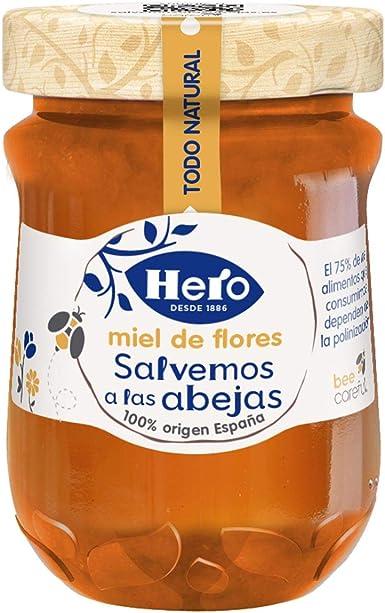 Hero, Miel 360 g: Amazon.es: Alimentación y bebidas