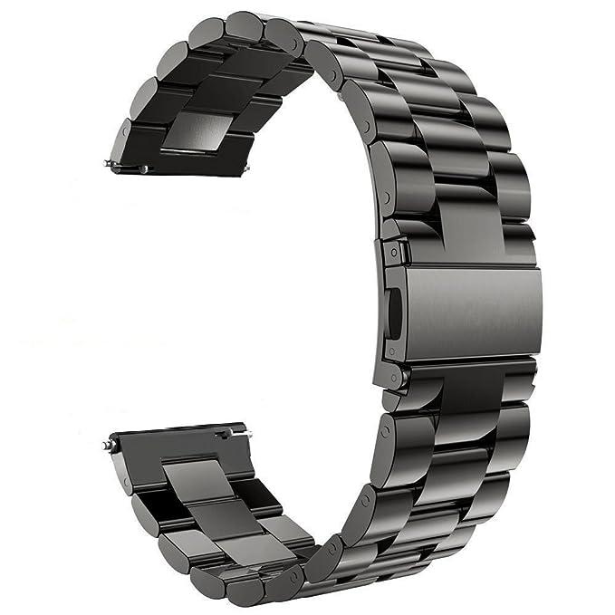 HandyGear - Correa para reloj inteligente Gear S3 Frontier o Classic de Samsung, 22 mm