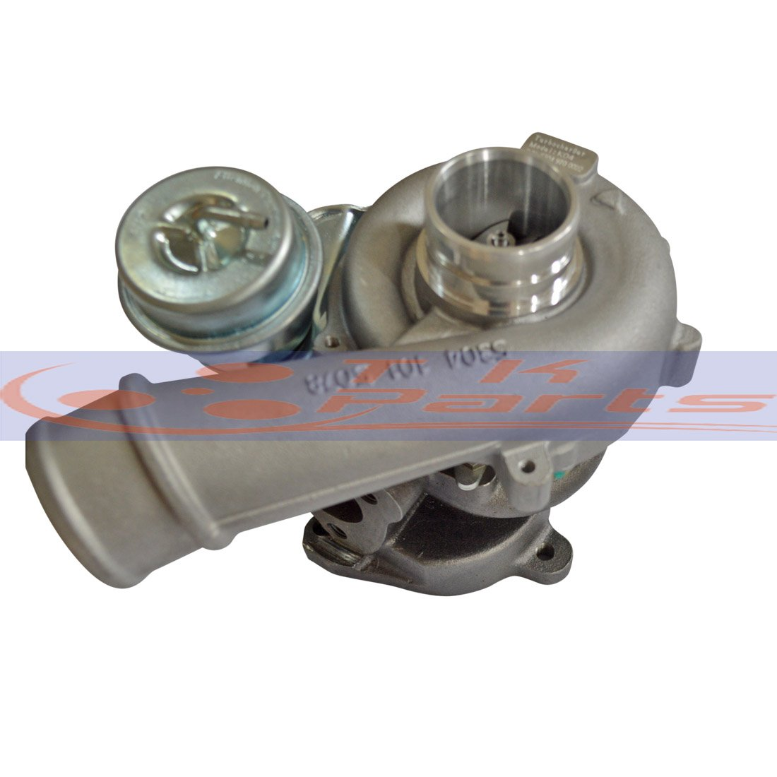 Amazon.com: TKParts New K04 22 53049700022 53049880022 53049700020 53049880020 Turbo Charger For AUDI S3 TT Quattro 1.8T AMK APX AJH APY 1.8L 210HP: ...