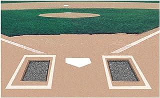 Marqueurs Inc Mk3240en caoutchouc Coupe professionnelle Boîte Foundation-pr Baseball-softball Field équipement MARKERS INC