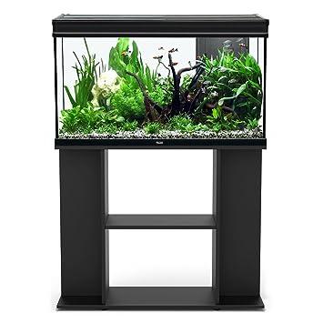 Aquatlantis: Acuario y Mueble Elegance 100 Negro: 181 L: Amazon.es: Productos para mascotas