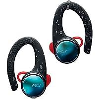 Plantronics Backbeat Fit 3100 Kablosuz Spor Kulaklık, Siyah + Şarjlı Kılıf