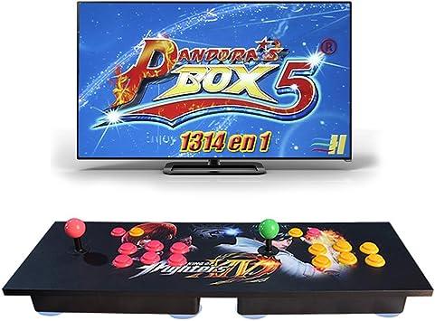 King Bomb Pandora Box 5 Versión Mejorada Arcade Game