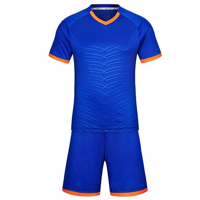 BOZEVON Camiseta de Fútbol de la Copa del Mundo, Jersey de Deportes/Fútbol, Camiseta de Manga Corta Transpirable, Uniformes del Equipo de Fútbol: Amazon.es: ...