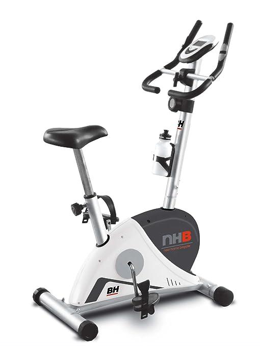 BH Fitness H267 Bicicleta estática, Unisex, Blanco: Amazon.es ...