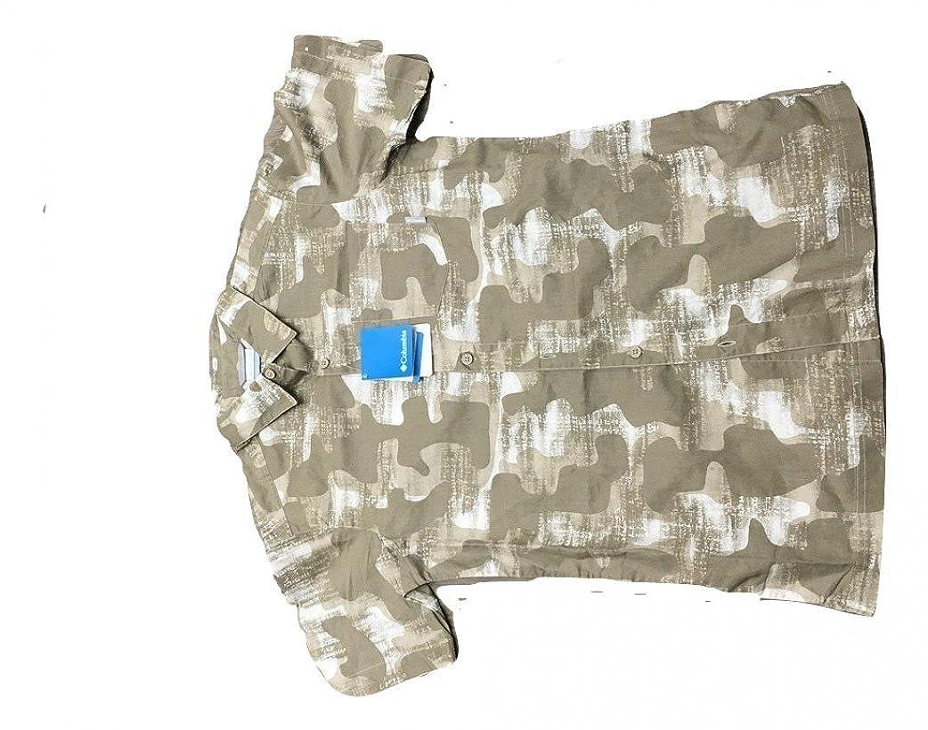 Columbia Sportswear Trail Of The Cedars Short Sleeve Shirt (Small)