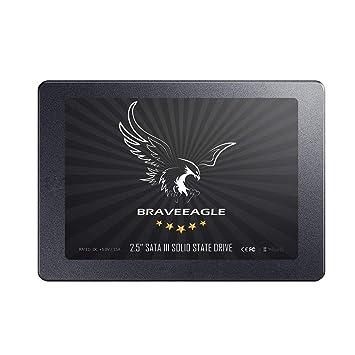 BRAVEEAGLE SSD 480GB SATA III 2.5 Pulgadas 7mm Sata 3 SSD Unidad ...