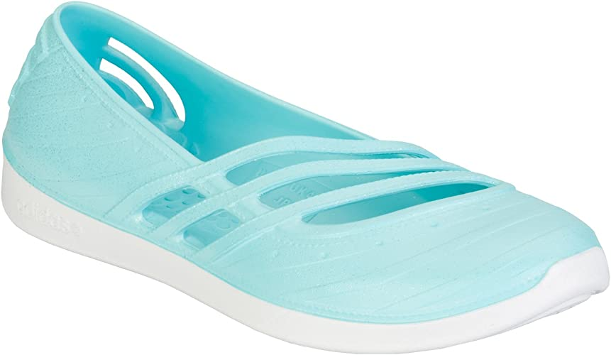 adidas Womens QT Comfort Jelly Shoe in