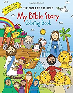 My Bible Story Coloring Book The Books Of