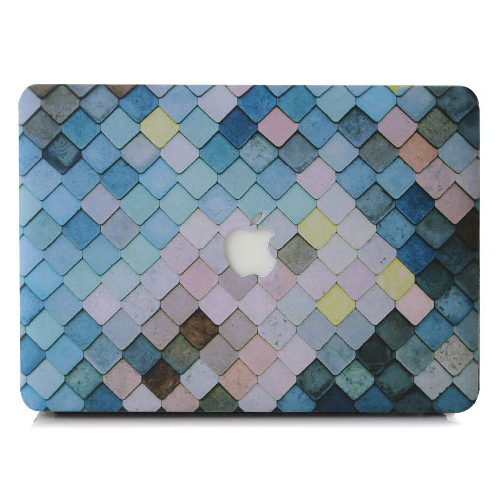 Modelo: A1369//A1466 Colorido AQYLQ Funda MacBook Air 13 MacBook Air 13 Pulgadas Pl/ástico Hard Shell Dura de con Protector Case para MacBook Air 13