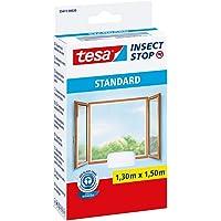 TESA 3937362 Malla Standard para ventanas 1,3mx1,5m blanca