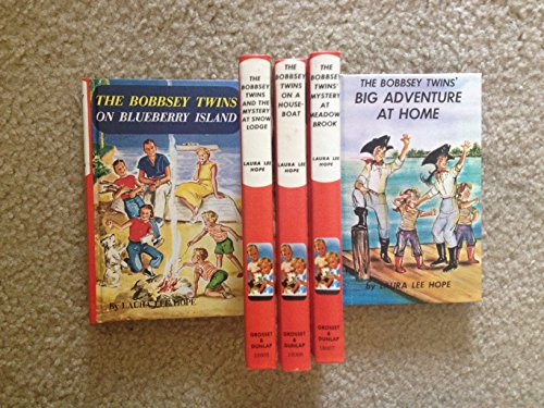 The Bobbsey Twins Set of 25 Vintage Hardcover (Bobbsey Twins 1)