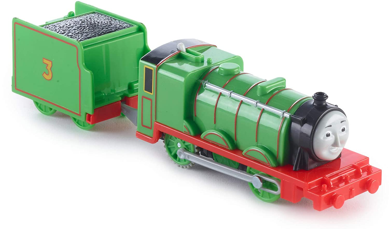 Thomas /& Friends Fisher-Price Trackmaster Engines 4 Pack Toy Multicolor DFN22