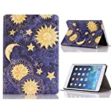Roodfox Starry Sky Flip Stand Leather Case Cover For iPad Mini 1 2 3 Retina