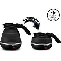 portable collapsable kettle