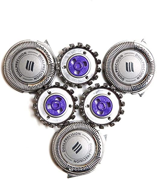 Hojas Rotativas De Repuesto Para Razor HQ7310 PT720 PT725 PT730 AT750 AT751 AT890 Y Otros Modelos. Específicamente Para La Afeitadora Eléctrica Philips Norelco. (3 PAQUETES): Amazon.es: Hogar