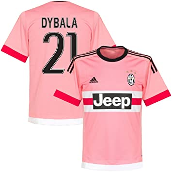 b62a3ec11 Juventus Away Dybala Shirt 2015 2016 (Fan Style Printing) - XXXL ...