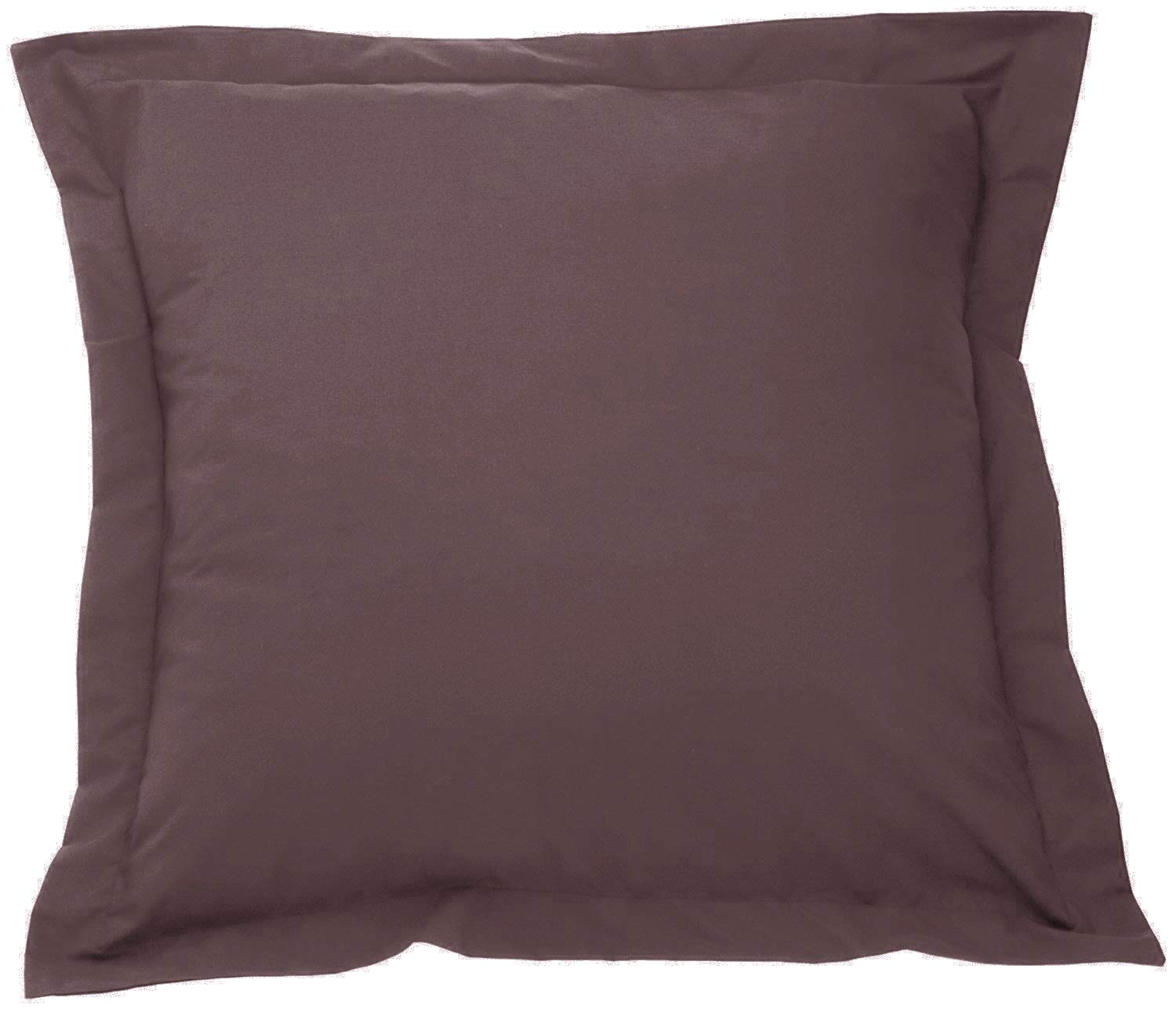 Amazon Com European Pillow Shams Dark Grey Set Of 2 Euro Pillow