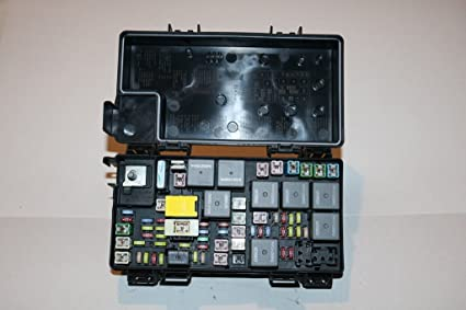 amazon com 08 09 dodge nitro 4wd se 3 7l v6 under hood relay fuse rh amazon com dodge nitro fuse box location 2008 dodge nitro fuse box