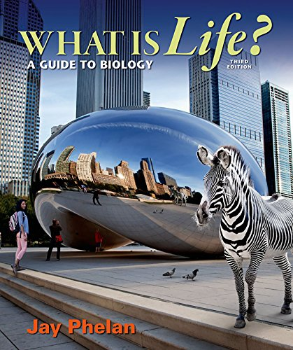 What Is Life?:Guide To Biology (Pb)