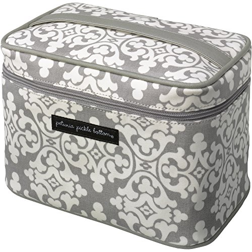 Price comparison product image Petunia Pickle Bottom Travel Train Case, Breakfast in Berkshire