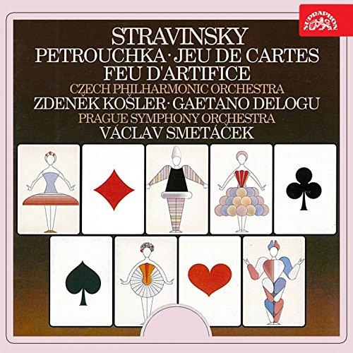 Stravinsky: Petrouchka, Jeu De Cartes, Feu D'Artifice