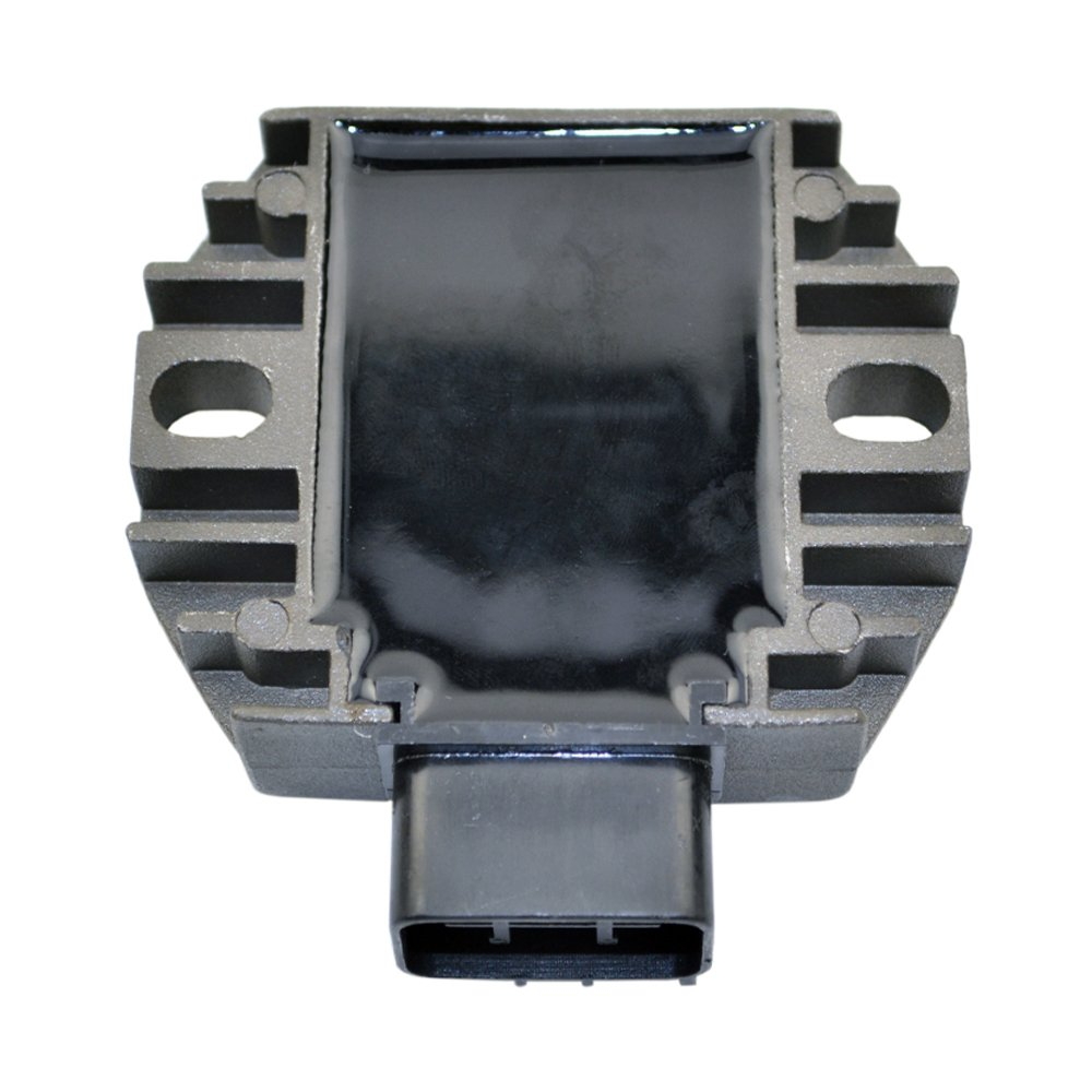 FLYPIG Voltage Regulator Rectifier for Honda TRX250 TRX250X TRX250EX TRX250TE TRX250TM TRX400EX Yamaha YFM125 YFM250 YFM350 YFM400 YFM450 YFM600 YFM660//Suzuki LTZ400 LT-R450 Quadracer RMX450