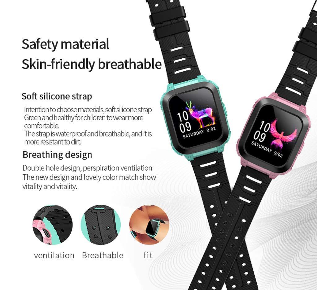 Amazon.com: Mollikar Watch Child Smartwatch for Children ...