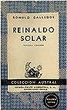 Reinaldo Solar par Gallegos