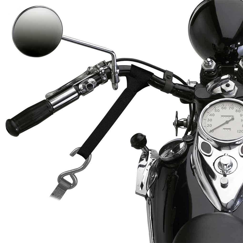 Hotaluyt 4pcs 18 Soft-Loops Tie Gurte 1900lb Heavy Duty 2500lb Workload f/ür Motorrad UTV//ATV Schneemobile