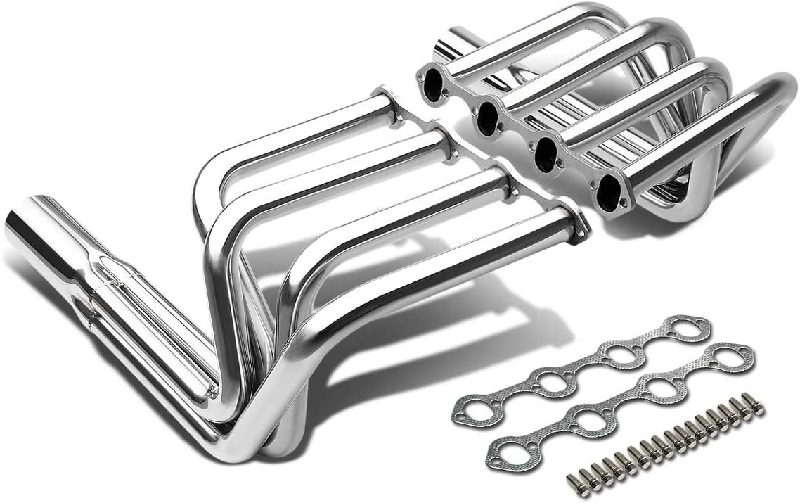 """Small Block Ford SBF 289 302  1 1//2/"""" Long Stainless Steel Header Studs 16Pcs NEW"""