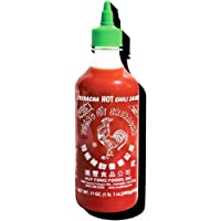 Aquarius Imán para Botella de Agua de Sriracha de