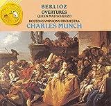 Berlioz: Overtures; Queen Mab Scherzo / Saint-Saens : Omphale's Spining Wheel , Op. 31