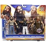 WWE The Wyatt Family 3-pack Eric Harper Luke Rowan and Bray Wyatt