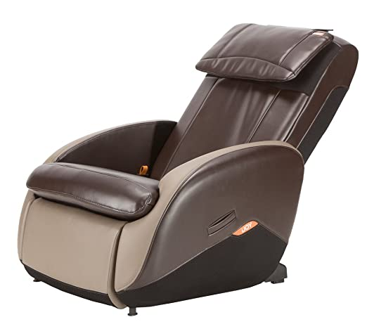iJoy Active 2.0 Perfect Fit Massage Chair, Espresso Color Option