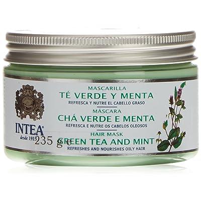 Camomila Intea Té Verde & Menta Mascarilla para Cabello Graso - 250 ml
